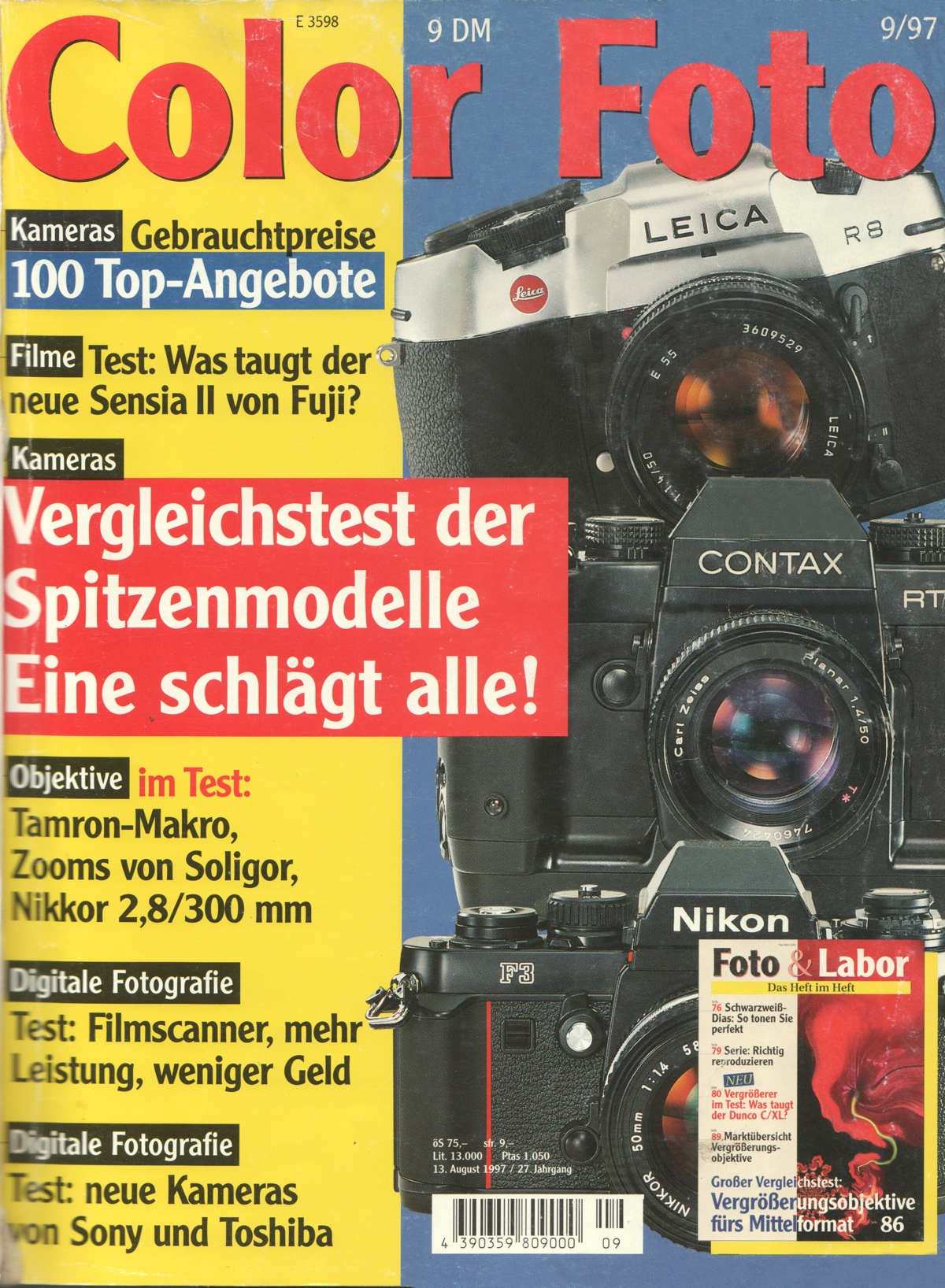 Colorfoto - Cover
